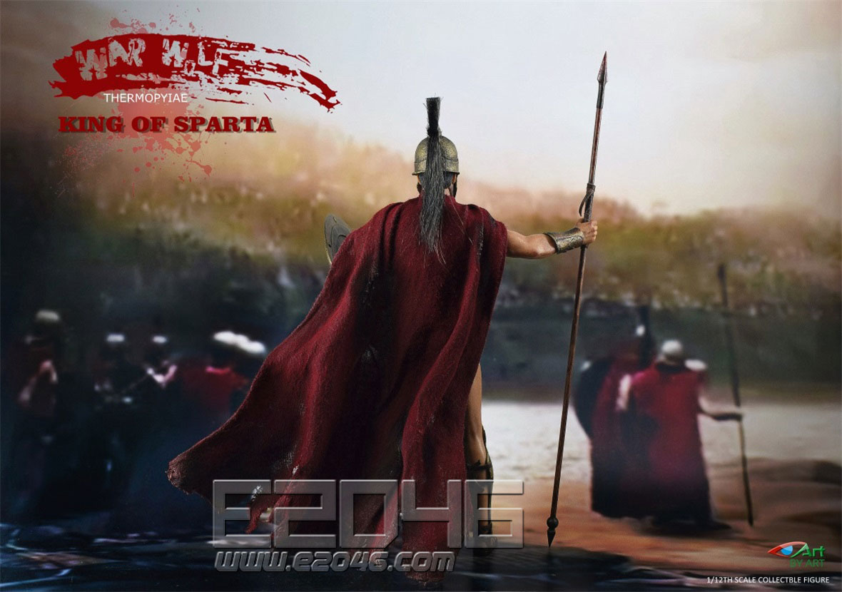 King Of Sparta (DOLL)