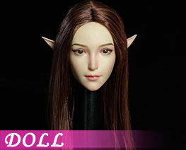 DL3262 1/6 Female Head B (DOLL)