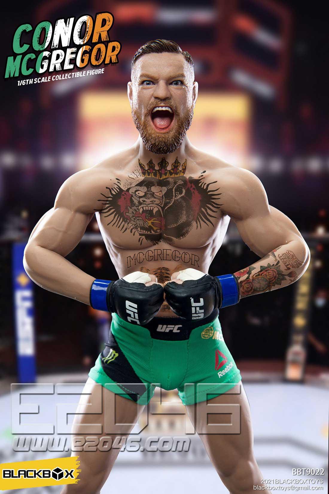 Connor McGregor A (DOLL)