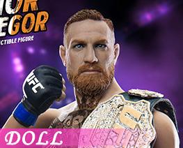 DL4869 1/6 Connor McGregor A (DOLL)