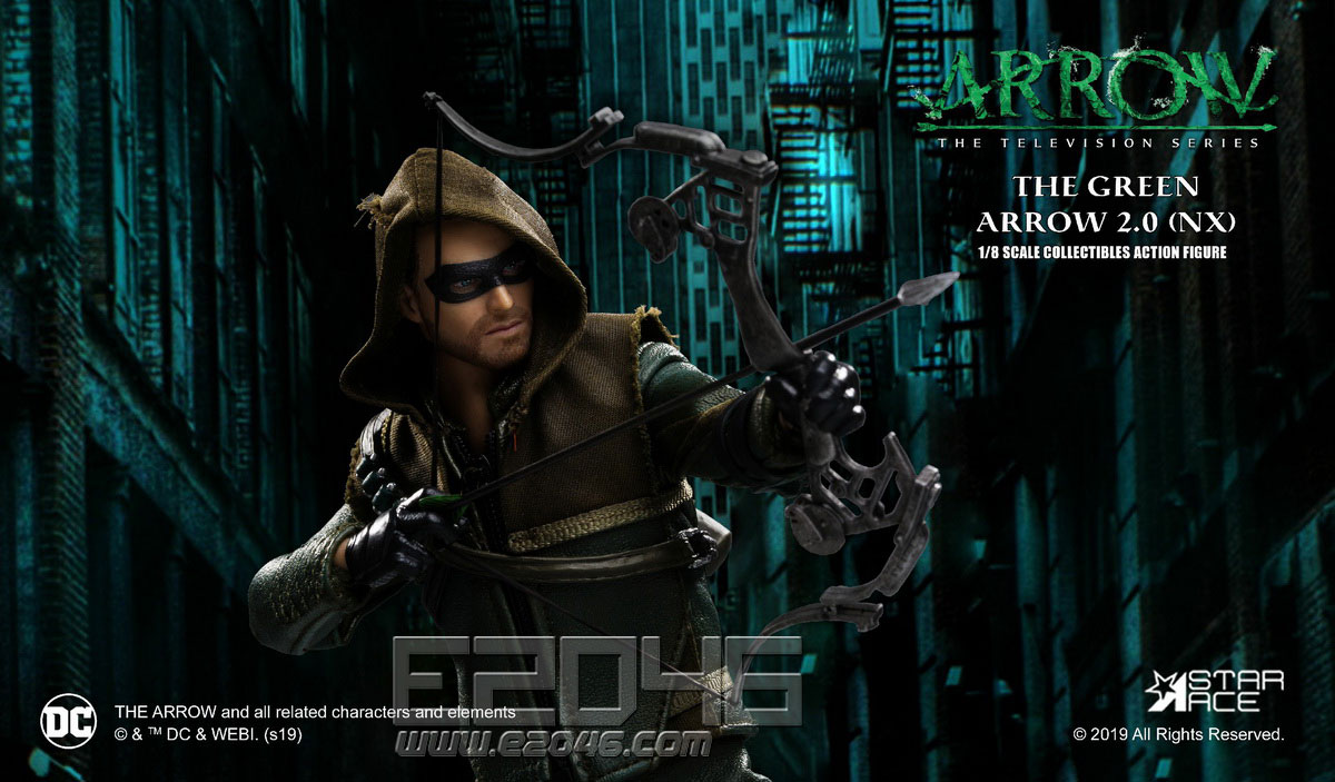 The Green Arrow Normal Version (DOLL)