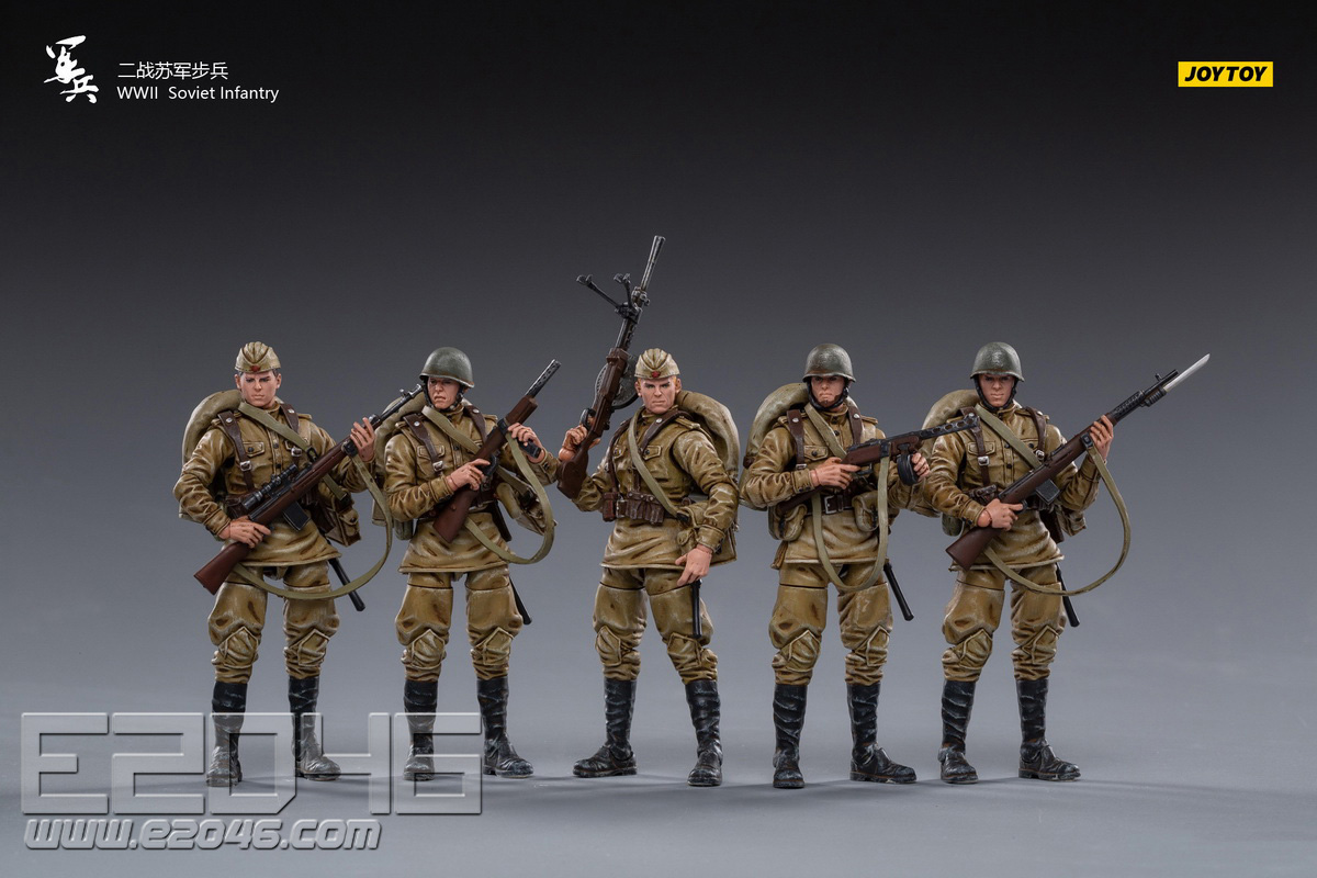 Soviet Army Infantry (DOLL)