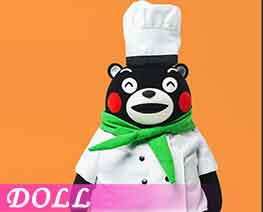 DL1824  Kumamon C (DOLL)