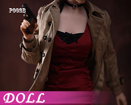 DL2261 1/6 Female Agent Suit B (DOLL)