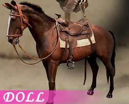 DL3755 1/6 Horse (DOLL)