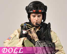 DL2117 1/12 Master Sergeant (DOLL)