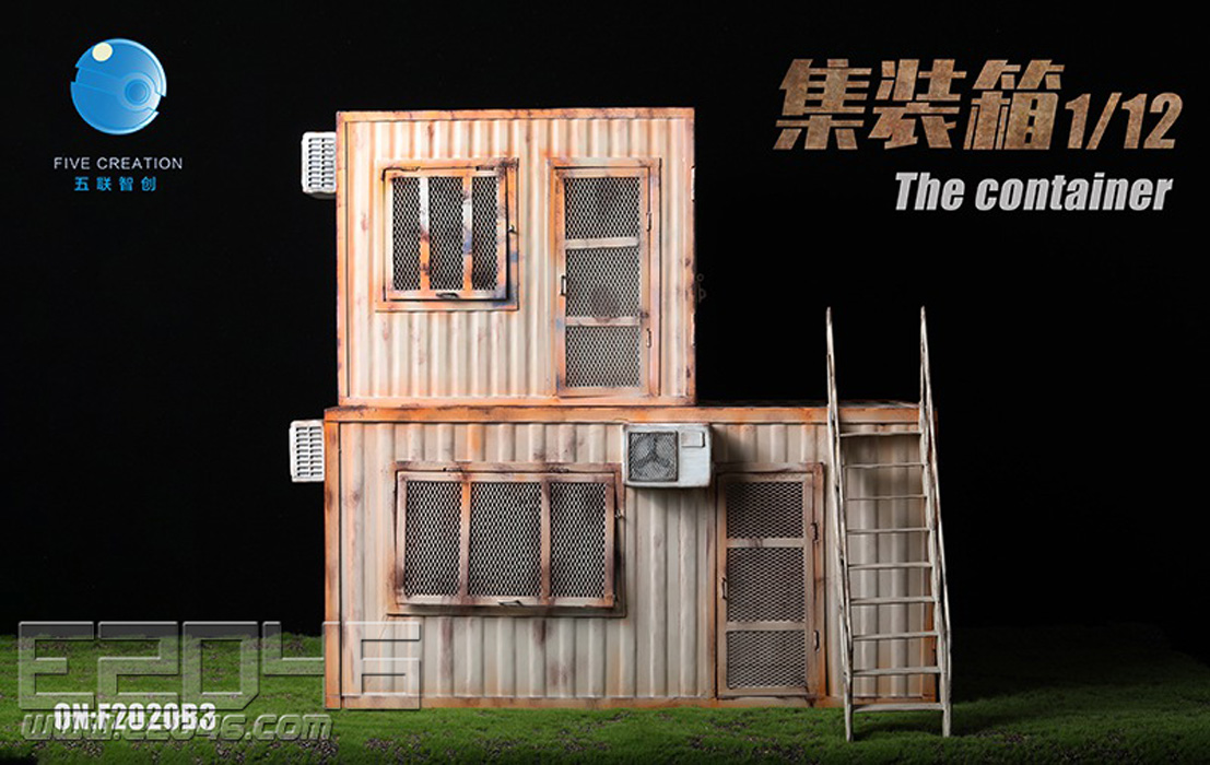 Container Cabin F (DOLL)