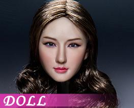 DL1322 1/6 Female Head sculpt D (Doll)