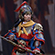 Imperial guards Silvery Armor (DOLL)