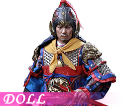 DL1860 1/6 Imperial Guards Silvery Armor (DOLL)
