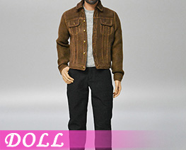 DL4130 1/6 Men's Casual Jacket Suit B (DOLL)