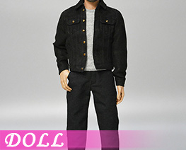 DL4129 1/6 Men's Casual Jacket Suit A (DOLL)