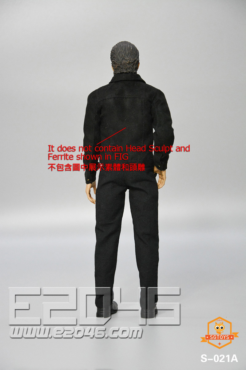 Men's Casual Jacket Suit A (DOLL)
