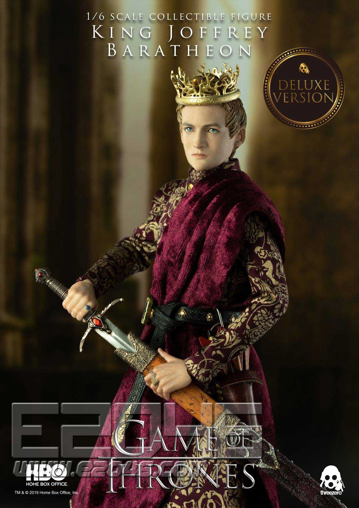 King Joffrey Baratheon Deluxe Version (DOLL)