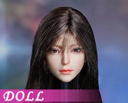 DL4965 1/6 Female Head Sculpture C (DOLL)