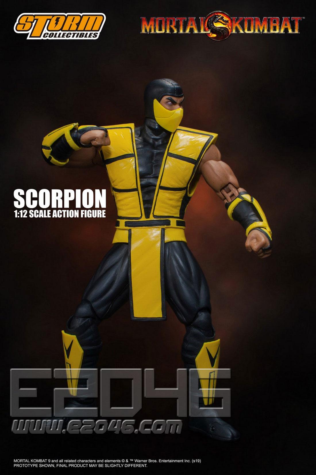 Scorpion (DOLL)