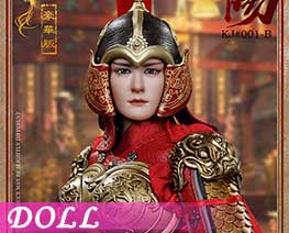 DL3696 1/6 Li Xiuning Deluxe Version (DOLL)