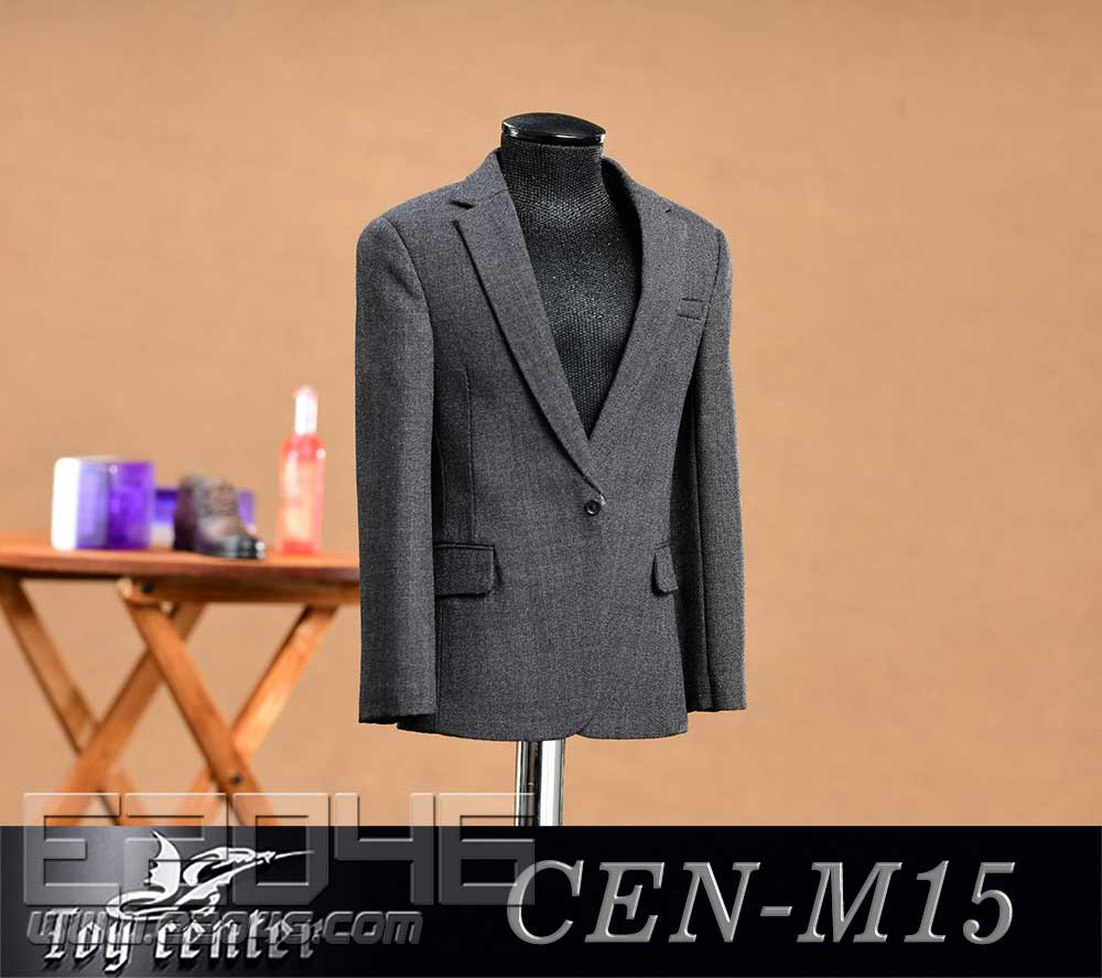Dark Gray Casual Suit (DOLL)