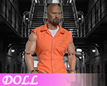 DL1137 1/6 Costume Version of Prison Suit B (Doll)