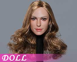 DL1657 1/6 Hollywood beauty star head A (DOLL)
