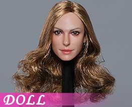 DL1657 1/6 Hollywood beauty star head A (DOLL)
