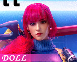 DL4652 1/6 Scarlett (DOLL)