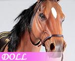 DL0276 1/6 Brown Horse