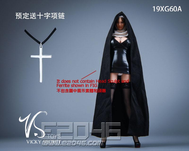Nun Suit A (DOLL)