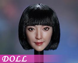 DL5029 1/6 女头雕 C (人偶)