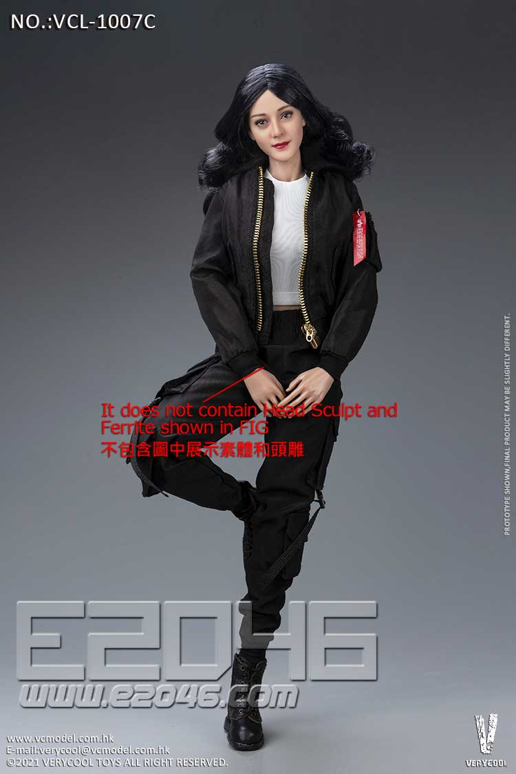 Trendy Jacket Suit C (DOLL)