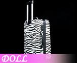 DL1035 1/6 Multi-Functional Travel Trolley Case C (Doll)