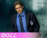 DL1165 1/6 Agent Mulder (Doll)