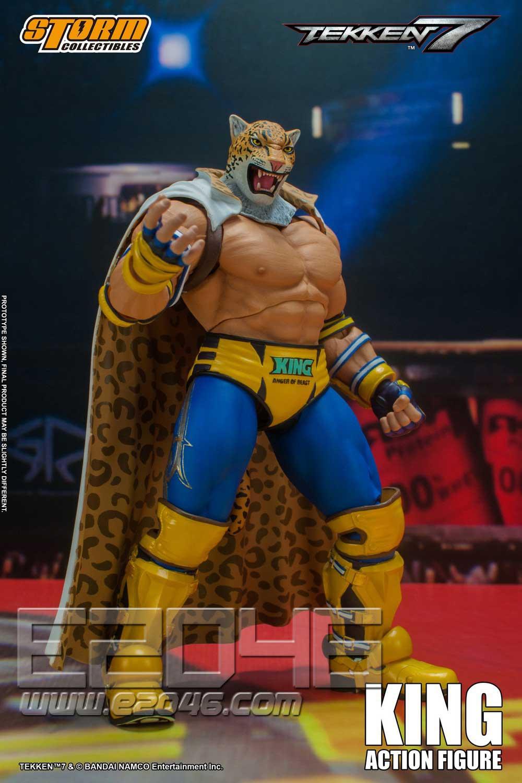 Leopard King (DOLL)