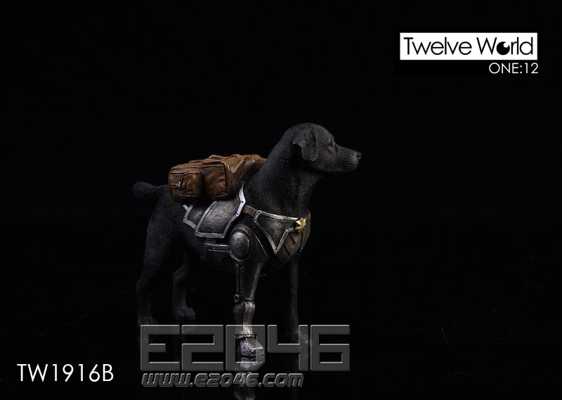 Mechanical dog B (DOLL)