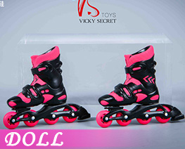 DL4447 1/6 Roller Skates B (DOLL)