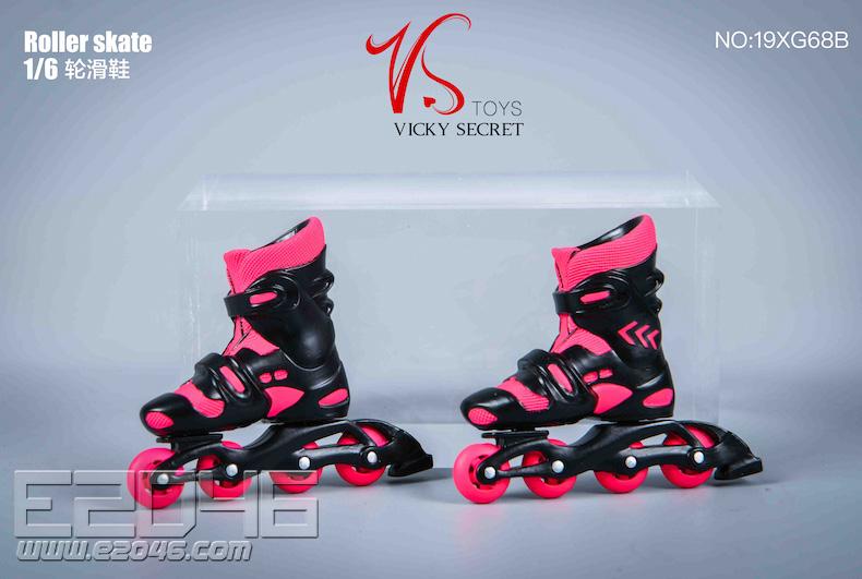 Roller Skates B (DOLL)