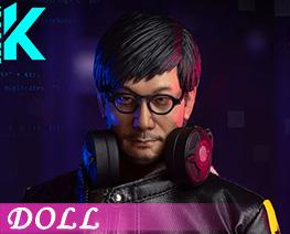 DL4969 1/6 Technical Geek (DOLL)