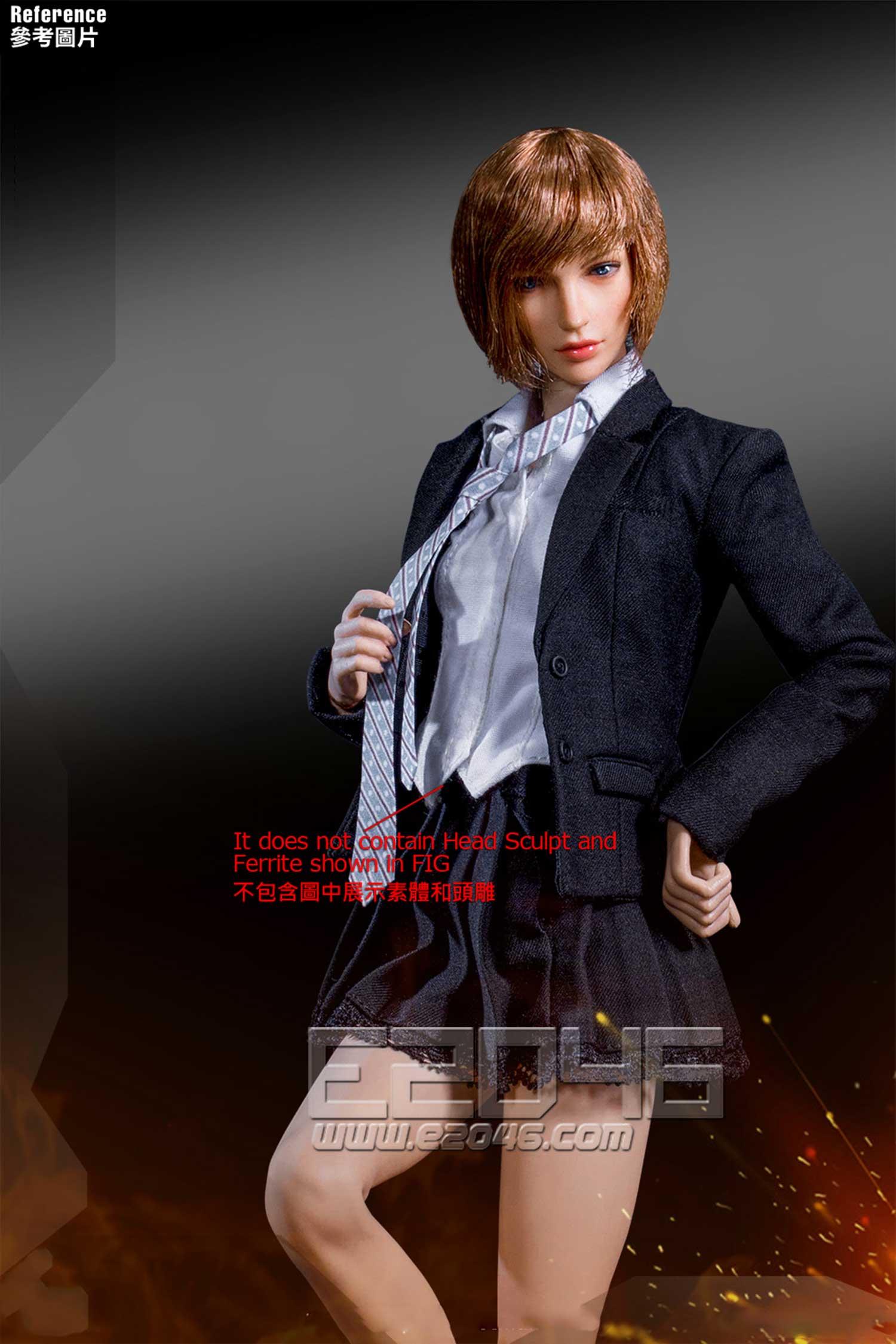 Battle girls uniform suit B (DOLL)