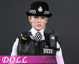 DL1789 1/6 MPS policewoman (DOLL)