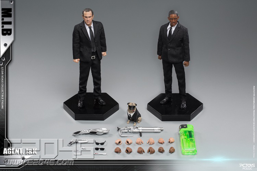 Man in Black Set (DOLL)
