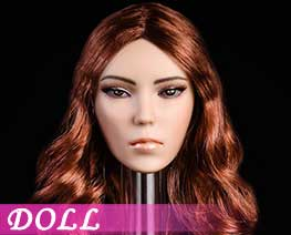 DL1577 1/6 Miscegenation female head C (DOLL)
