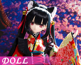 DL2360 1/3 Black Cat (DOLL)