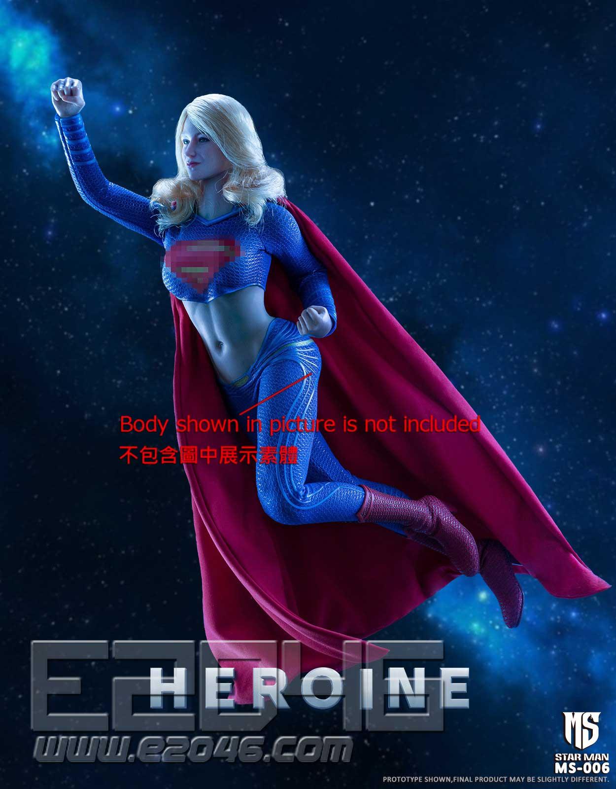 Heroine Costume Set (DOLL)