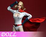 DL0979 1/6 Super Woman Superman Suit (Doll)