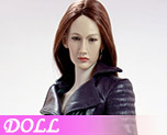 DL0479 1/6 The Nikita female agents leather coat suit D (Doll)