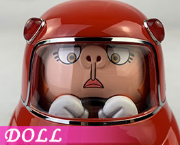 DL2319 1/24 Scoot Red (DOLL)