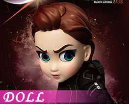DL1881  Black Widow (DOLL)