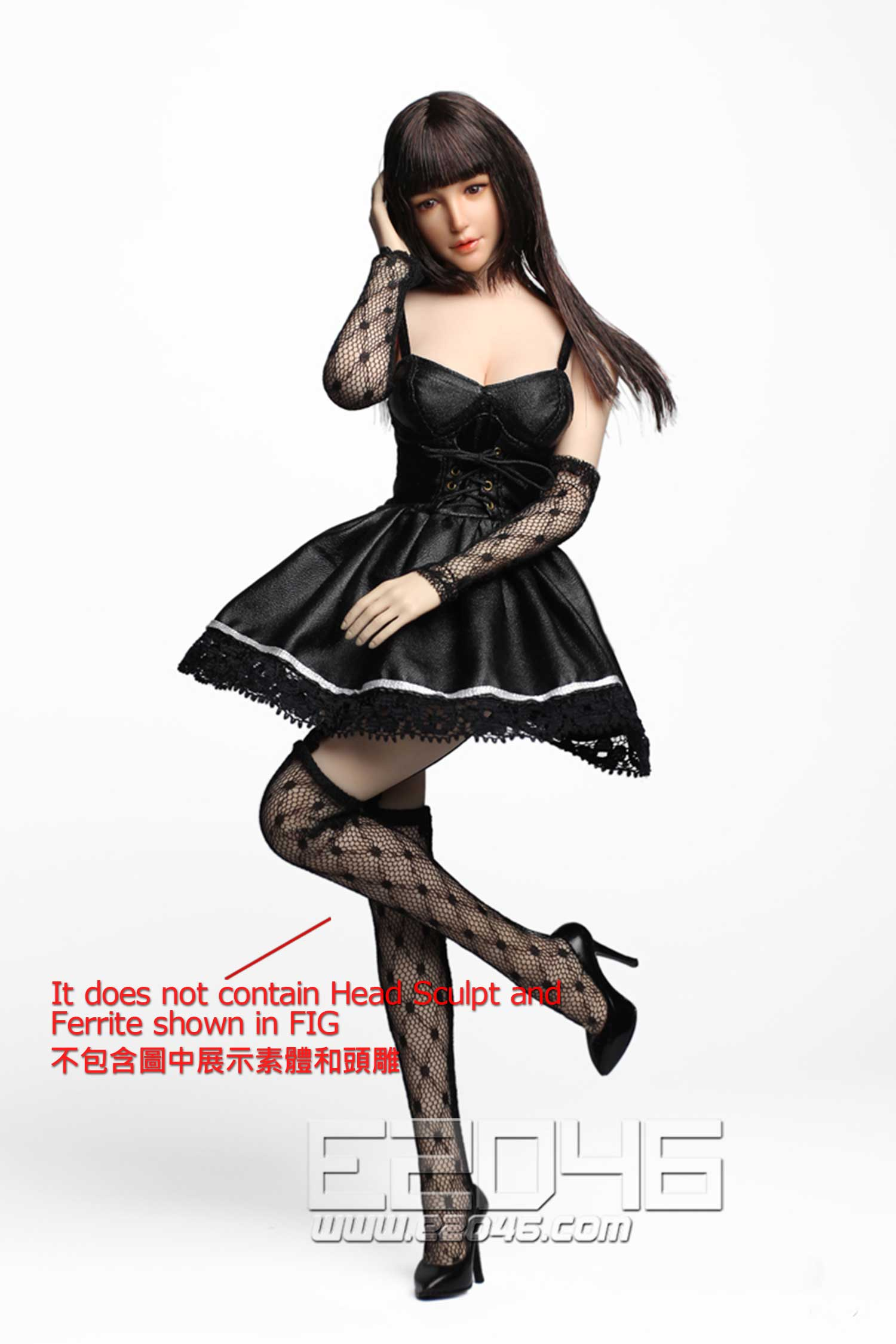 Sexy Dress Suit C (DOLL)