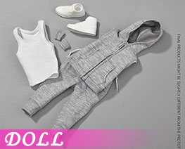 DL2839 1/6 Mens Sportswear A (DOLL)