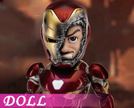 DL3279  Iron Man MK50 Battle Damaged Edition (DOLL)
